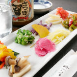 旬の産直野菜ナムル(限定10食)