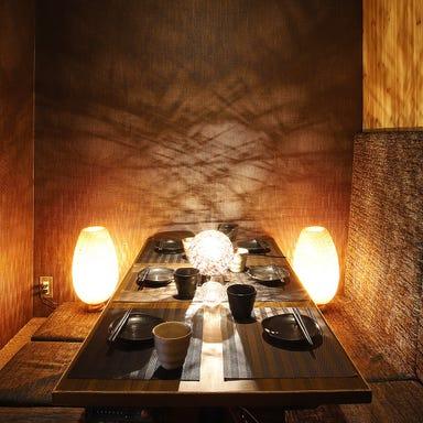 肉と魚と、たまご。 個室居酒屋 殻YABURI 藤沢店 店内の画像