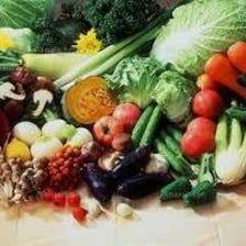 旬の野菜焼