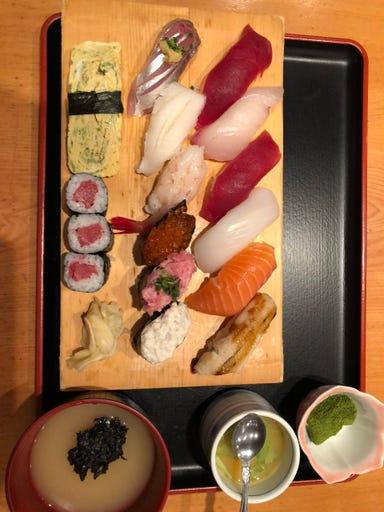 寿司居酒屋 日本海 目黒店 メニューの画像