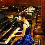 ピアノの生演奏サービス