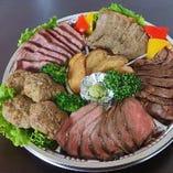 【期間限定】肉三昧セット