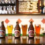 プレミアムブランド「ミツボシビール」は3種類 各950円(税抜)