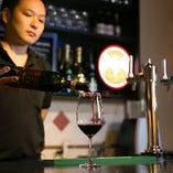 通常ボトル提供メインの銘柄も、本日のグラスワインとしてお得に堪能していただけます!