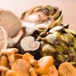 季節毎の食材を使い旬を感じて頂けるお料理を提供【イタリア】