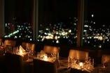 -21階- 高崎市街を一望 ★2人だけの為の夜景をご用意★