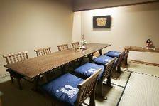 完全個室4~10名様 お座敷テーブル席