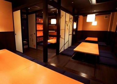天ぷら しゃぶしゃぶ やまとなでしこ 藤が丘店 店内の画像