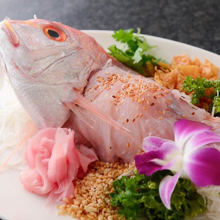 厳選食材を多数使用した、絶品中国料理でご宴会をお楽しみあれ☆