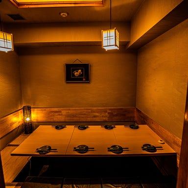 完全個室で鮮魚と和牛 和食処 福家‐FUKUYA‐ 新宿南口店 店内の画像
