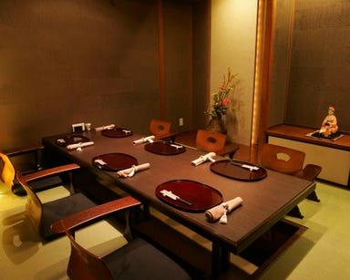 博多中洲 旬菜万葉  店内の画像
