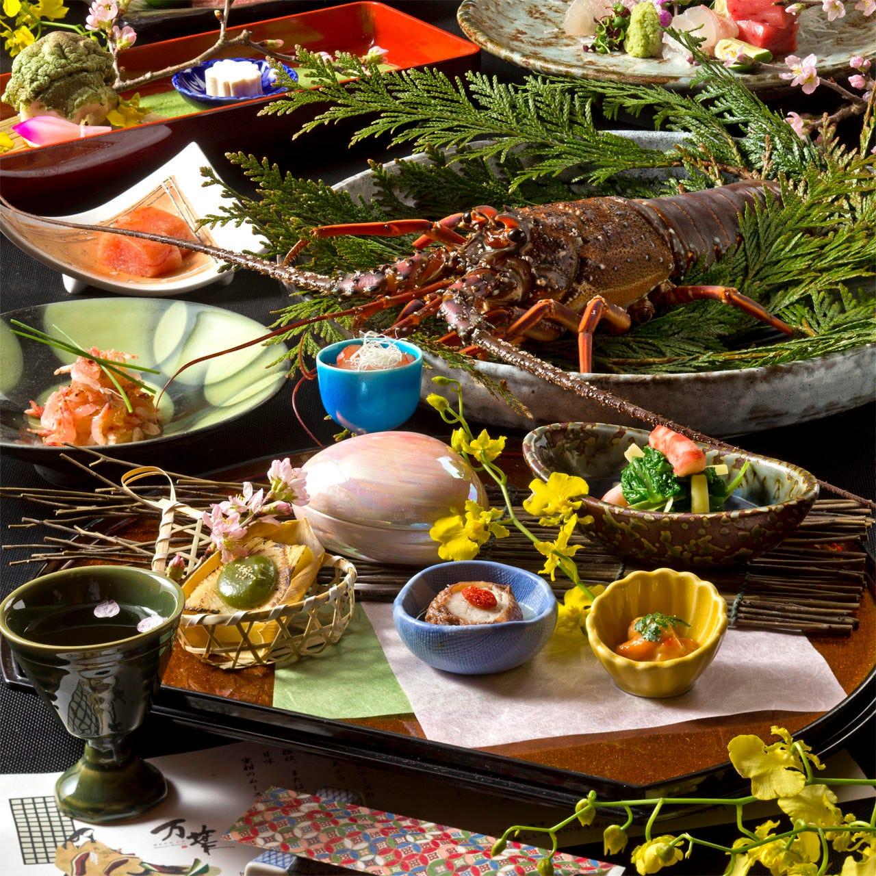 博多の和職人の日本料理・会席料理