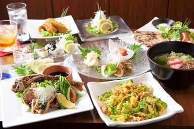 100種の梅酒と本格沖縄料理 あーぐうる コースの画像