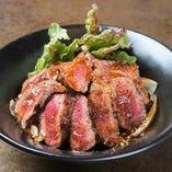 ランチも贅沢肉料理!スタミナ満点のランチをご堪能下さい