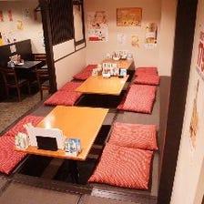 【ますはお席のみのご予約♪】お料理は当日ご注文ください!