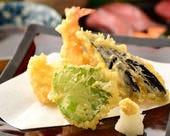 天ぷらなどのおつまみも♪