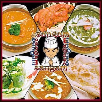 インド料理 サンガム