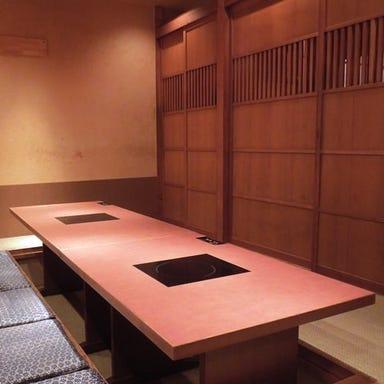 個室居酒屋 素材屋 八重洲店 店内の画像