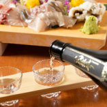 地元奈良の銘酒「風の森」を飲み比べで