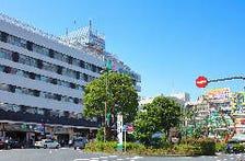 JR蒲田駅東口より徒歩2分と好立地