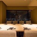【プレミアム個室】 食事会,接待,同窓会にも最適な上質な空間。