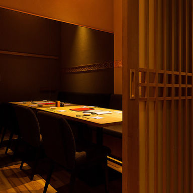 全席完全個室 地鶏・鮮魚 千鳥 初代岡山店  コースの画像