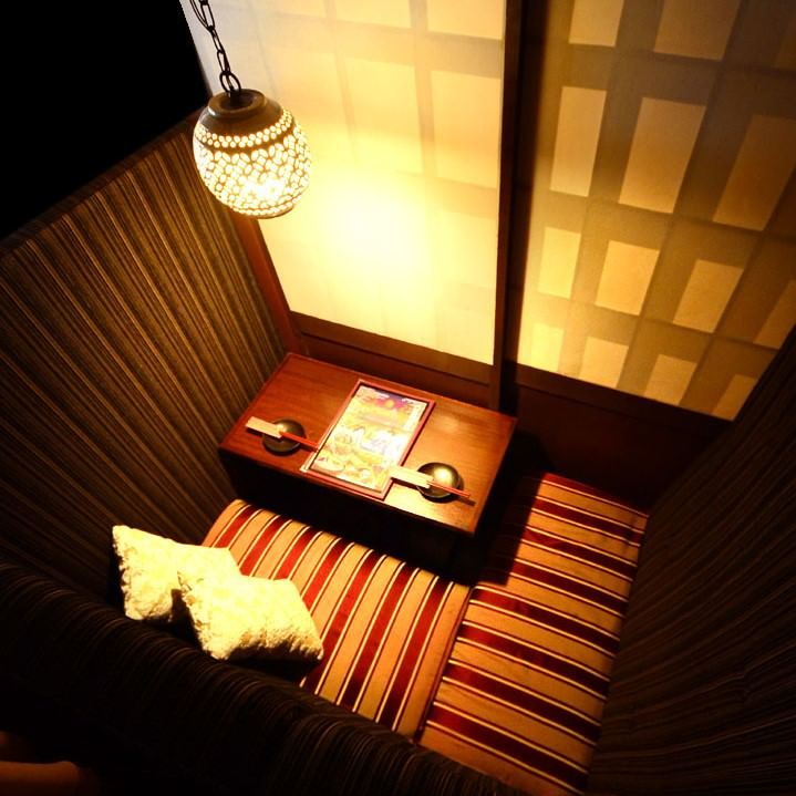 ●完全個室/掘りごたつ