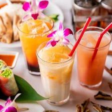 本格タイ料理をリーズナブルに楽しむ