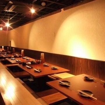 九州居酒屋 博多満月 池袋店 店内の画像