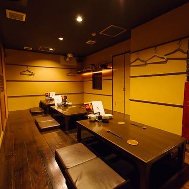 個室完備×我流炙ダイニング 廩 南越谷店 店内の画像