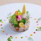 ■産地にこだわった野菜■ 日本各地のこだわった食材をご提供