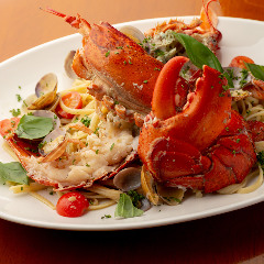 Shrimp Dining Astice