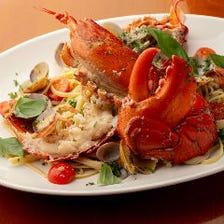 旬の食材が昇華した精緻なイタリアン