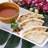 ロティープラタ with Curry