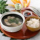 肉骨茶(バクテ)