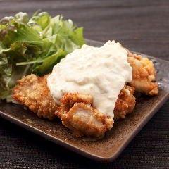 自家製タルタル【若鶏のチキン南蛮】