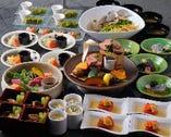 ■旬の厳選食材を使った創作料理【東京都】
