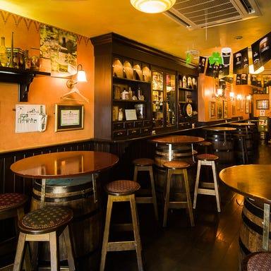 アイリッシュパブ&レストラン ダブリン  店内の画像