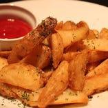 フライドポテト Fried potato