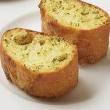 ガーリックトースト Garlic toast