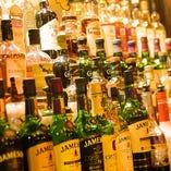 アイリッシュウイスキー多数!