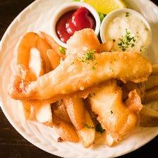 フィッシュ&チップス Fish&Chips