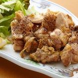 鶏半身焼き