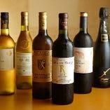 日本ワイン各種