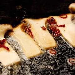エリンギのバター焼き