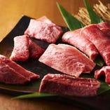 独自ルートによる仕入れで、価格を抑え上質な肉を提供可能に!