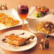 フレンチベースの低価格和欧創作料理