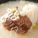 特選ソロンタン ~牛・牛骨スープ~