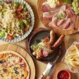 ドイツ料理をたっぷりと味わえる「シュマッツコース」全5品 3,000円ランチ・女子会に!
