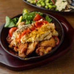ジャーマンタルタルから揚げ/German Fried Chicken with Tartar Sauce